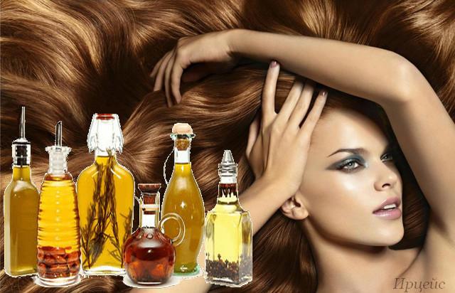 Масло для укрепления волос – какое выбрать, рецепты лучших масок и правила их использования