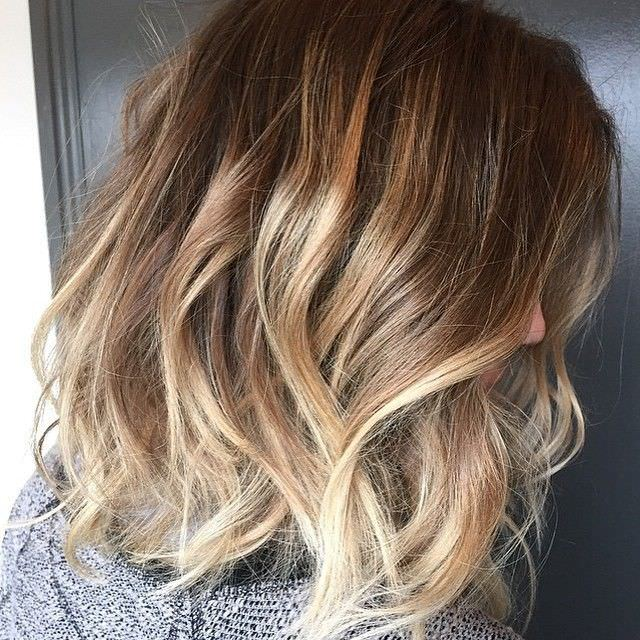 Балаяж на короткие волосы светлые и темные, с челкой и без – как правильно делать