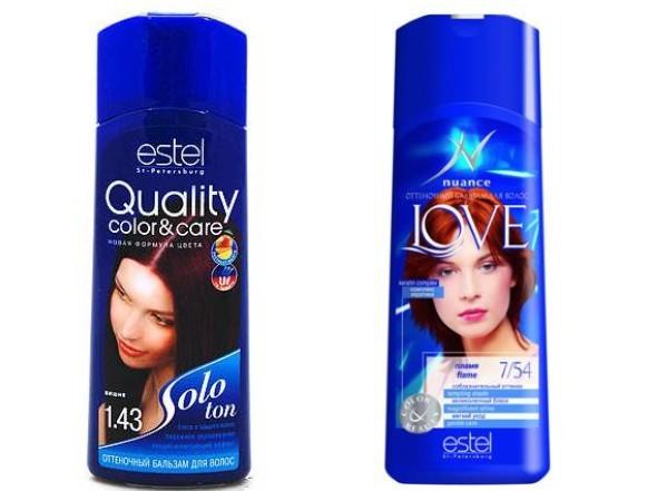 Бальзам для волос «Эстель» – состав и полезные свойства, инструкция по применению и показания