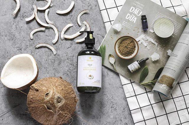 Кокосовое молоко для волос – рецепты масок и способы применения в домашних условиях