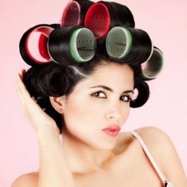 Бигуди-липучки – как пользоваться, чтобы правильно накрутить волосы