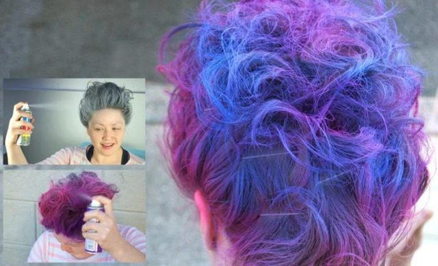 Спрей для осветления волос – обзор фирм и разновидностей, подбор цвета и правила использования