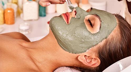 Маска из ламинарии для лица – рецепты косметики из морской капусты в домашних условиях