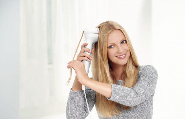 Автоматическая плойка для завивки волос – как правильно пользоваться