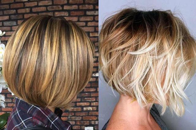 Балаяж на русые волосы разной длины – подбор краски и техника окрашивания