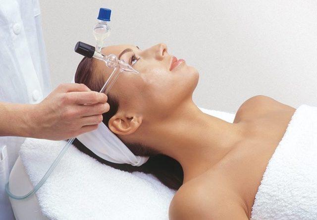 Кислородный пилинг для лица – эффективность чистки и правила проведения, противопоказания и реабилитация