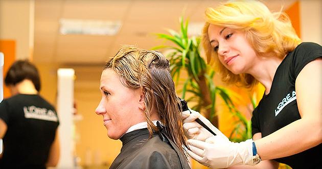 Балаяж на черные волосы разной длины – техника выполнения окрашивания
