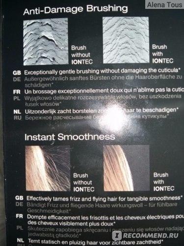 Расческа с ионизацией – виды прибора, способы применения и влияние на волосы, плюсы и минусы