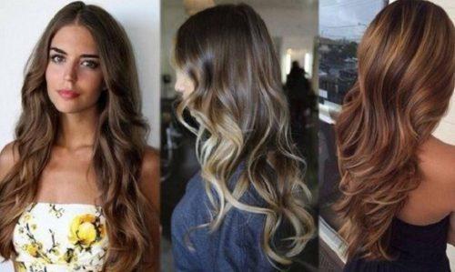 Брондирование на русые волосы, светлые и темные разной длины – как делать